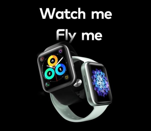 Meizu Watch с eSIM, Flyme и NFC можно приобрести на AliExpress