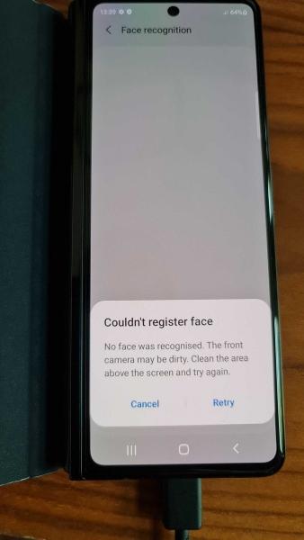Samsung отключает камеры Galaxy Z Fold 3 из-за разблокировки загрузчика
