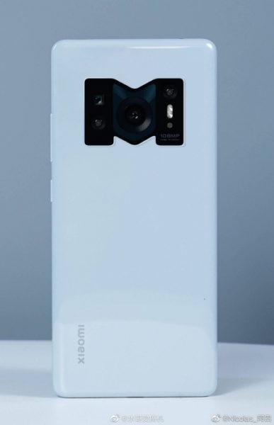 Xiaomi 12 с самобытной камерой