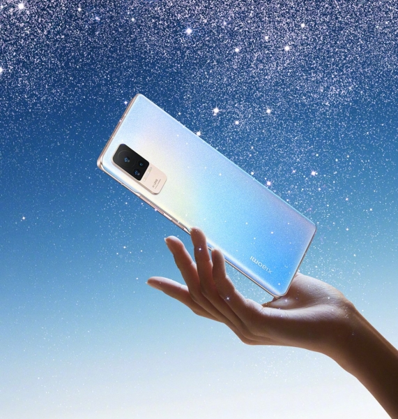 Анонс Xiaomi Civi — пушистый и молодежный