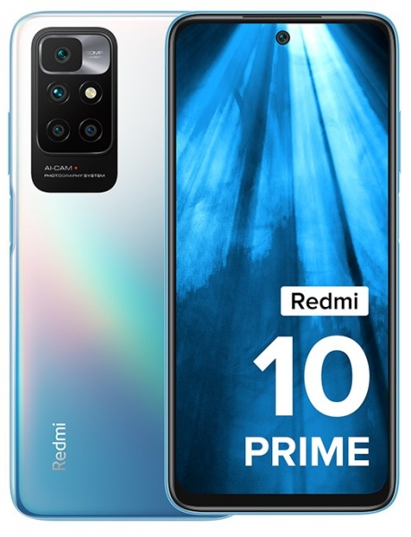 Анонс Xiaomi Redmi 10 Prime за доступную цену