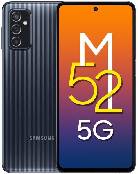 Анонсирован Samsung Galaxy M52