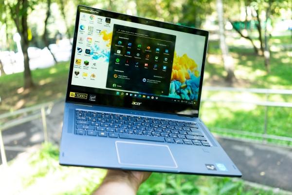 Обзор Acer Spin 7: Ноутбук на Windows с ARM-процессором от Qualcomm