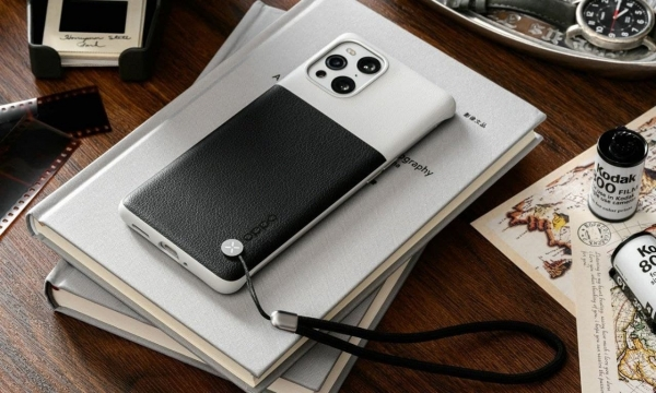 OPPO Find X3 Pro: фото и видео вместе с Kodak