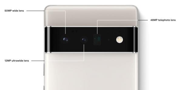 Партнер показал все фишки Google Pixel 6 и Pixel 6 Pro